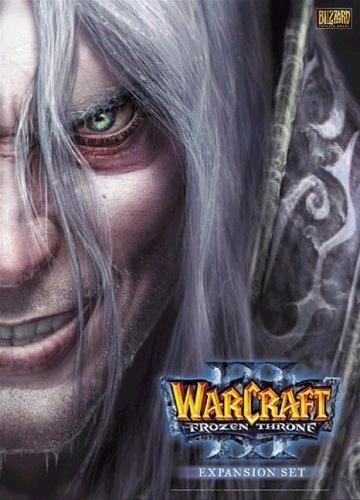 Warcraft III: Frozen Throne v.1.24c (2010) PC | RePack от games_vandal |  rpg, strategy